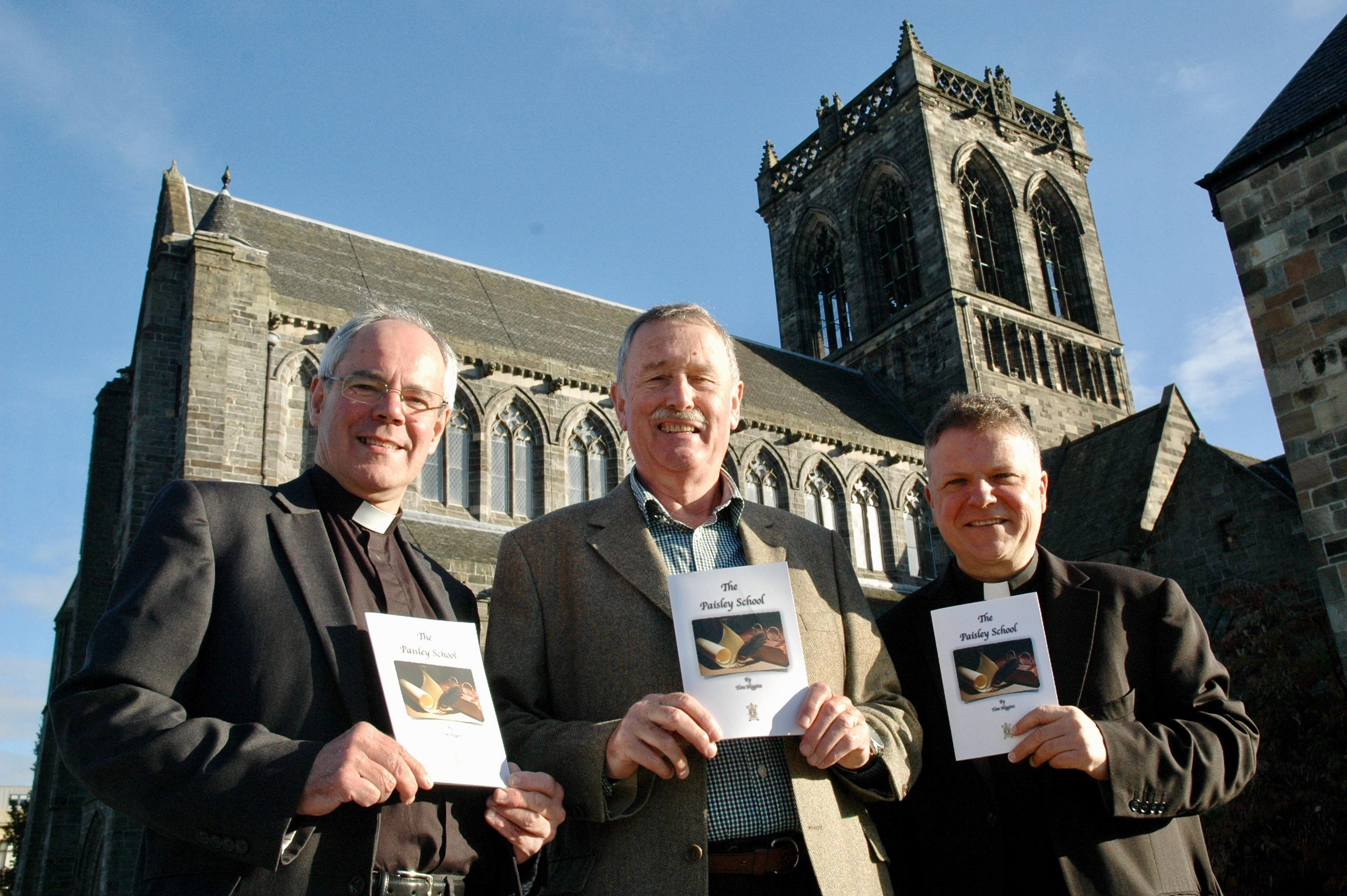 Header Image for: Bishop and Minister launch local book